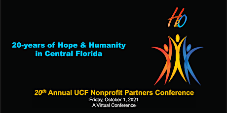 20th Annual  UCF Nonprofit Partners Conference tickets