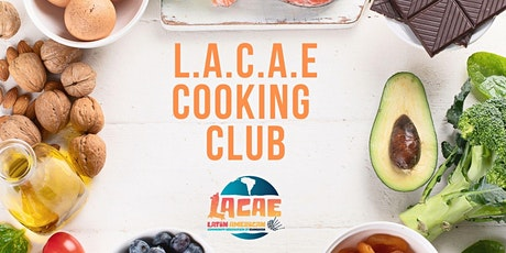 Latin American Cooking Club - Cachapas - Venezuela tickets