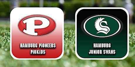 Gameday Hamburg Piokids vs Hamburg Junior Swans Tickets