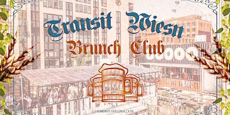 Transit Wiesn Brunch Club Tickets