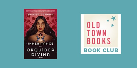 October Old Town Book(s) Club: The Inheritance of Orquidea Divina tickets