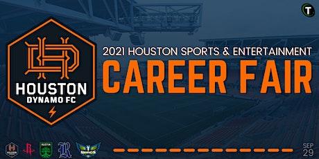 2021 Houston Sports & Entertainment Career Fair (Pres. by TeamWork Online) tickets