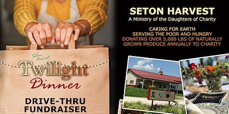 Seton Harvest Farm-to-Table DRIVE-THRU Fundraiser tickets