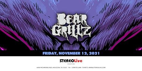 Bear Grillz - Stereo Live Houston tickets