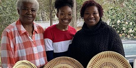 Sankofa's Second Annual Sweetgrass Basketweaving Workshops! (SUNDAY) tickets