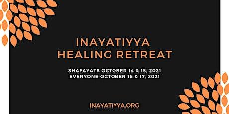 Inayatiyya Healing Retreat 2021 tickets
