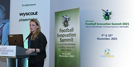4th Annual Football Innovation Summit 2021 tickets