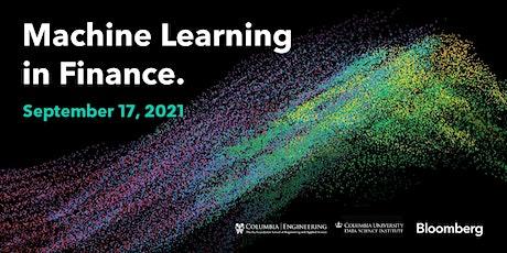 Machine Learning in Finance Workshop 2021 tickets