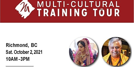Upcoming Multi Cultural Training Tour Opportunity tickets