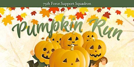 Pumpkin 5k Run and 2.4k Walk tickets