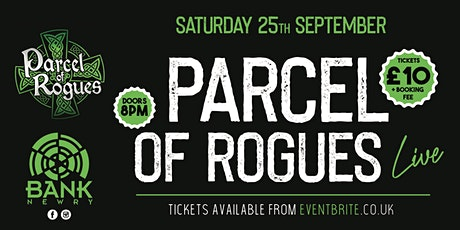 Parcel of Rogues LIVE tickets