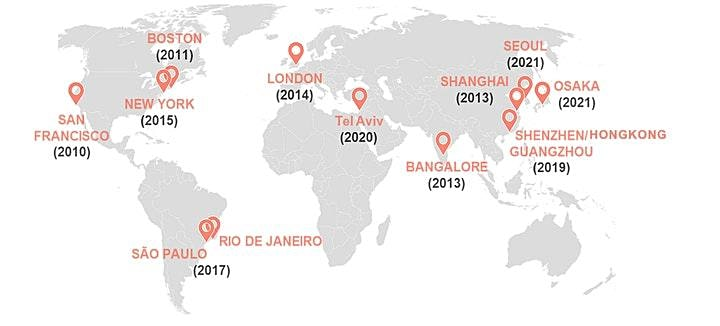 Test the pulse of international markets with Swissnex (in Basel + Online) image