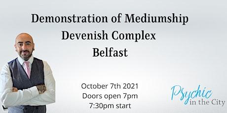 Demonstration of Mediumship tickets