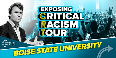 Exposing Critical Racism Tour at Boise State University tickets
