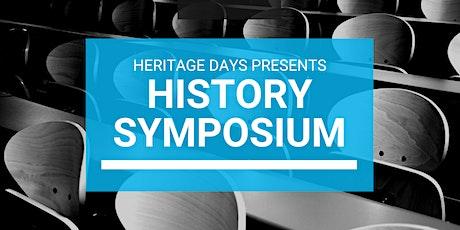 History Symposium - Kaila Johnston - NCTR tickets