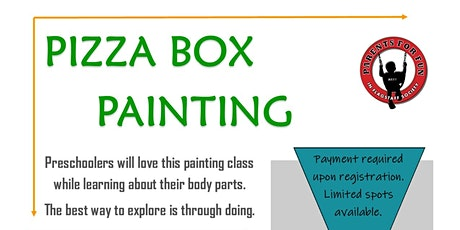 Pizza Box Painting! tickets