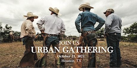 Houston Urban Gathering tickets