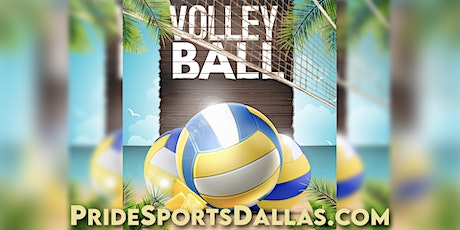 Pride Sports Dallas - Sand Volleyball Open Play tickets