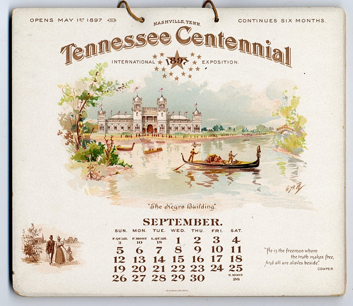 TN225: A Look Back at Tennessee's Centennial Celebration image