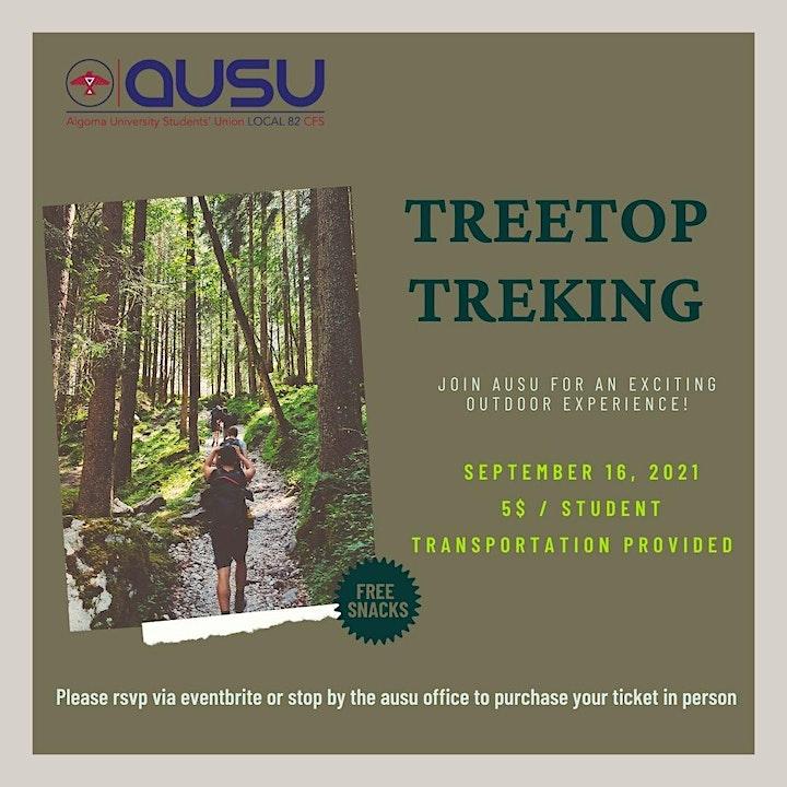 Treetop Treking - Brampton Campus image
