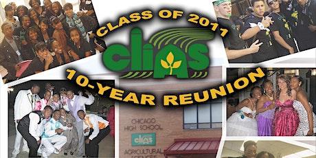 CHSAS Class of 2011- 10 Year Reunion tickets