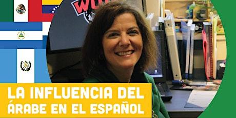 Lectura: La Influencia del árabe en el español tickets