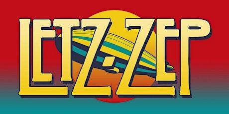 LETZ ZEP tickets
