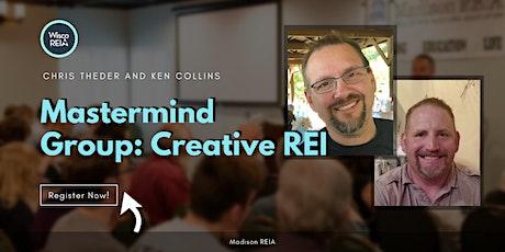 WiscoREIA Madison Mastermind Group: Creative REI! tickets