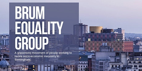 Brum Equality Group: monthly forum tickets