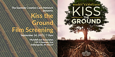 Kiss the Ground Film  Screening (Now VIRTUAL) tickets