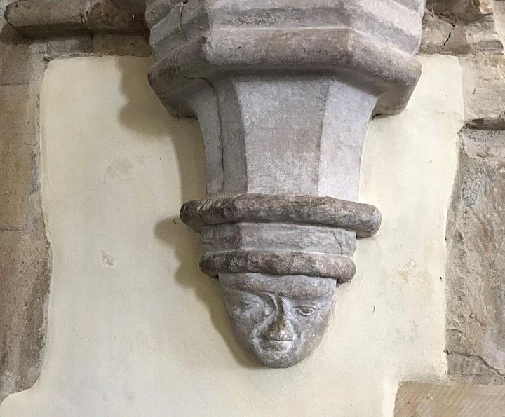 The Stone Faces of Romney Marsh - Writing Workshop with Author Emma Batten image