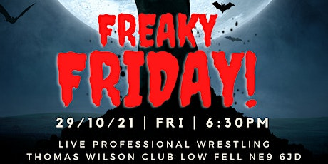 FTW Freaky Friday tickets