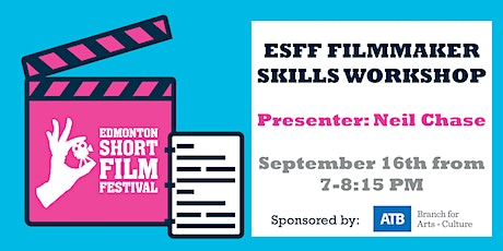 Filmmakers Skills Workshop: Screenwriting with Neil Chase tickets