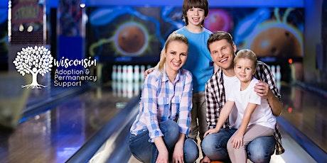 Family Bowling For Adoptive/Guardianship Families: Wausau tickets