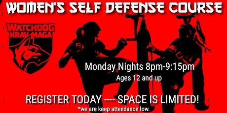 EMPOWERED! Women & Teen Girls Self Defense - FALL 2021 tickets