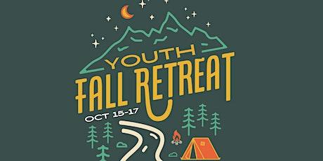 Youth Fall Retreat 2021 tickets