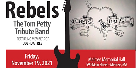 Tom Petty Tribute Band Concert - Friday, November 19, 2021 tickets