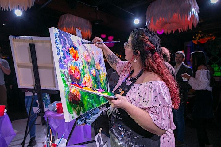 Art Battle Seattle  - October 1, 2021 image