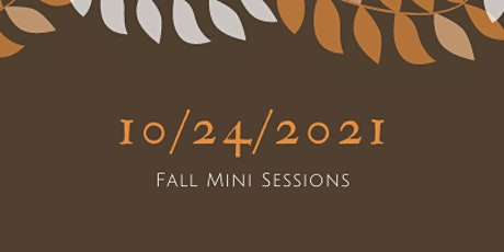 Fall/Halloween Mini Sessions | Jacksonville Florida tickets