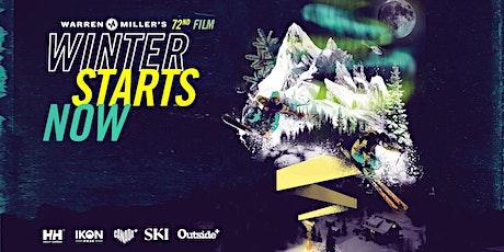 Redwood City, CA - Warren Miller's: Winter Starts Now tickets
