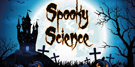 ONLINE: Spooky Science (for Grades 3-6) tickets