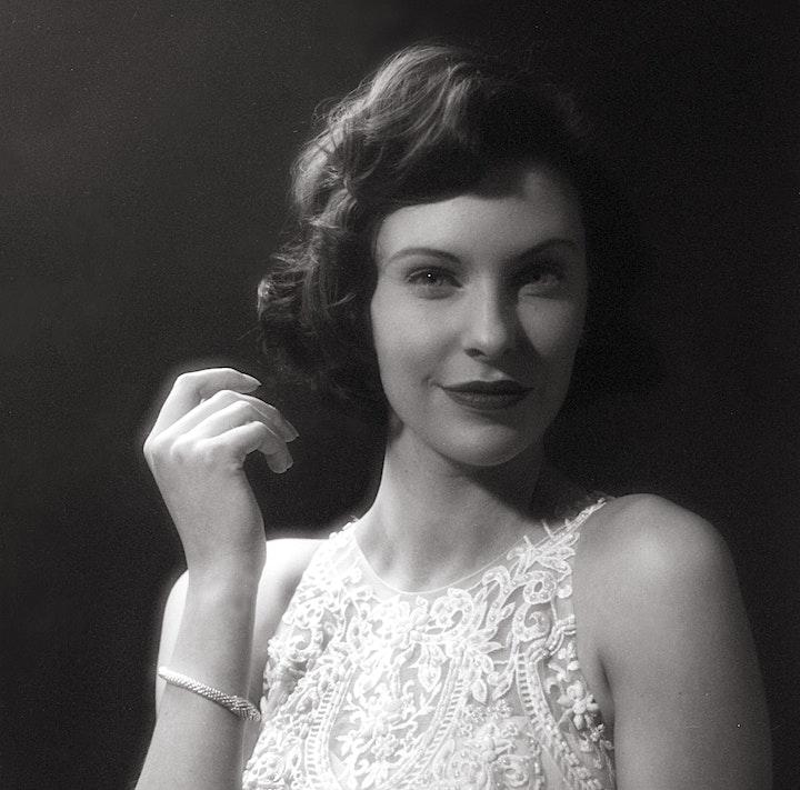 Hollywood Glamour Model Shoot: Bild