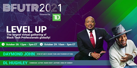 BFUTR 2021 (Virtual Experience) Tech Summit - Presented by TD tickets