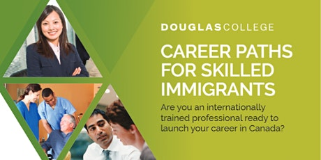 Career Paths Information Session - Education and Social Services tickets