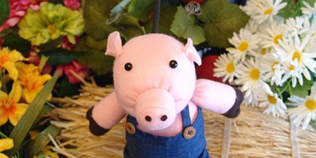 Three Little Pigs by Wonderspark Puppets tickets