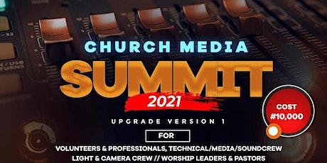 CHURCH MEDIA SUMMIT tickets