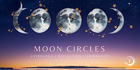 Moon Circles  - Reflection, Yoga & Meditation tickets