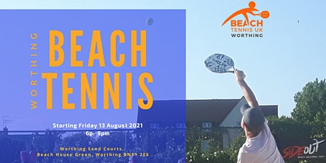 Worthing Beach Tennis - Friday & Saturday sessions tickets