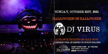 The Church presents Halloween On Halloween tickets