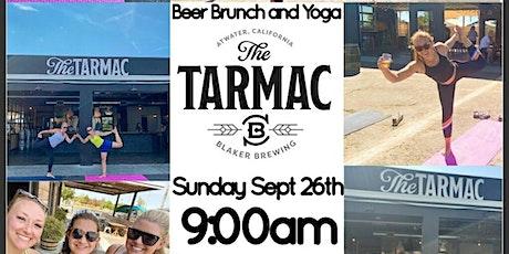 Brunch Beer & Yoga tickets